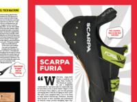 Climbing Magazine 2015 Gear Guide