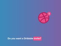 I have 1 invitation