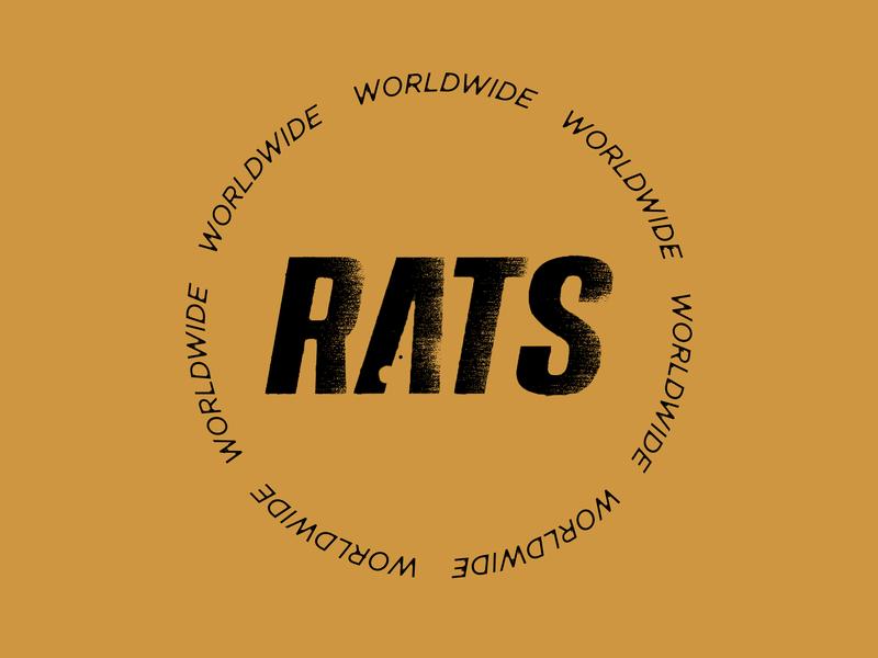 Rats texture just felt like posting something idk logo design logo rat
