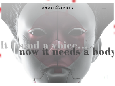 ghost in the shell concept | 攻殻機動隊