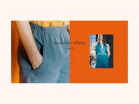 E-commerce Online Clothes Shop