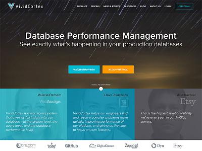 VividCortex website website vividcortex database performance