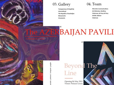 Azerbaijan Pavilion la Biennale di Venezia culture art pavilion artist