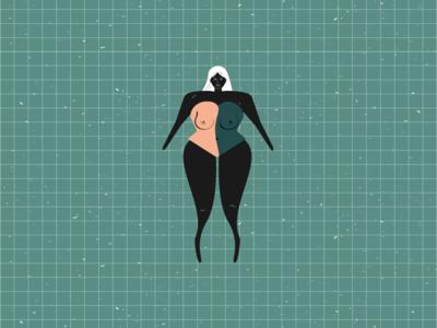 Adult Swim design illustration swimsuit relax resort pool illustrator character woman