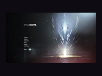 Space Engine Menu Concept