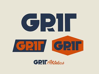 Grit toronto clubhouse sports blue orange logo