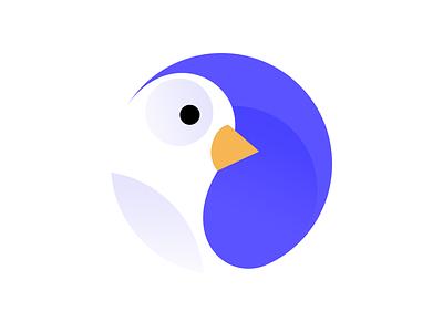 Birdseye logo illustration