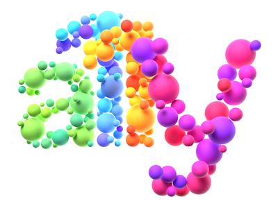 Accessibility render balls bubbles a11y color blindless plastic blender3d 3d