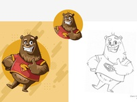 Mascot Illustrations