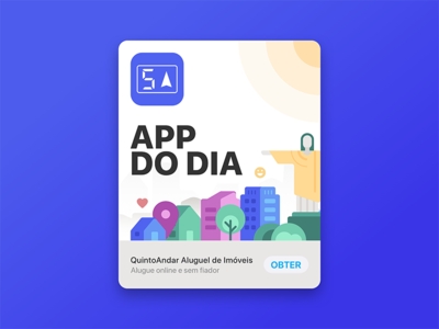 QuintoAndar is the App of the Day