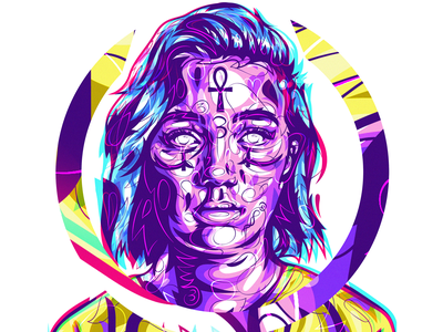"rahorus"" dribbble hello portfolio style digitalartwork illustration art illustrator sureal vectorartist vectorart behance digitalart artwork illustration"