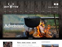 Deer Stew Website