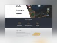 PC Fix Breda Landing Page