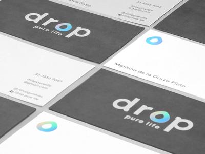 Drop Cards