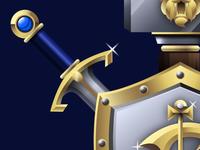 Detail Shot - Alliance