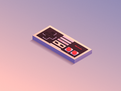 To Affinity... and Beyond! 3d vector illustration serif switch wiiu wii noise gradient gamecube snes classic maker mario nes controller nintendo affinity designer affinity isometric