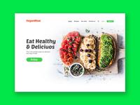 Vegan Page