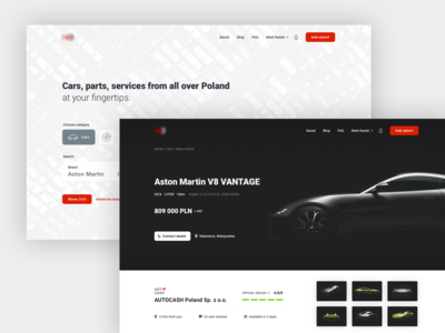 Digital Automotive Marketplace
