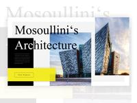Mosoullini's Architecture