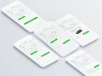Ridecentric App Dribbble