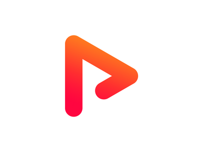 "Logotype for music app ""Pult"""