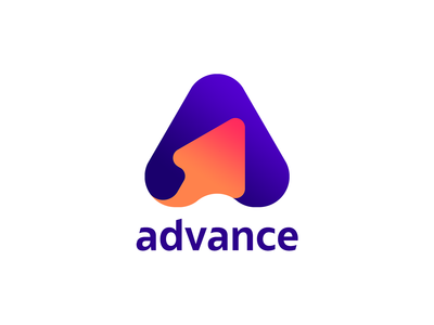 Advance Digital Logotype