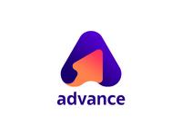 Advance Digital Logotype