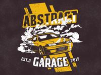 Abstract Garage Shirt