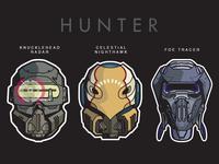 Destiny 2 Helmets