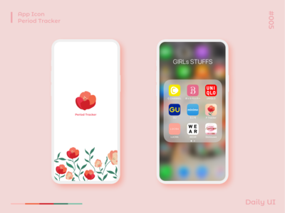 App Icon Daily UI #005