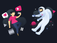Preview onboarding illustrations
