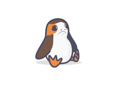 porg designs themes templates and downloadable graphic elements on dribbble porg designs themes templates and