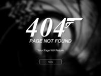 James Bond 404