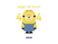Minion Stuart 404