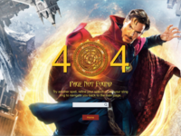 Dr Strange 404