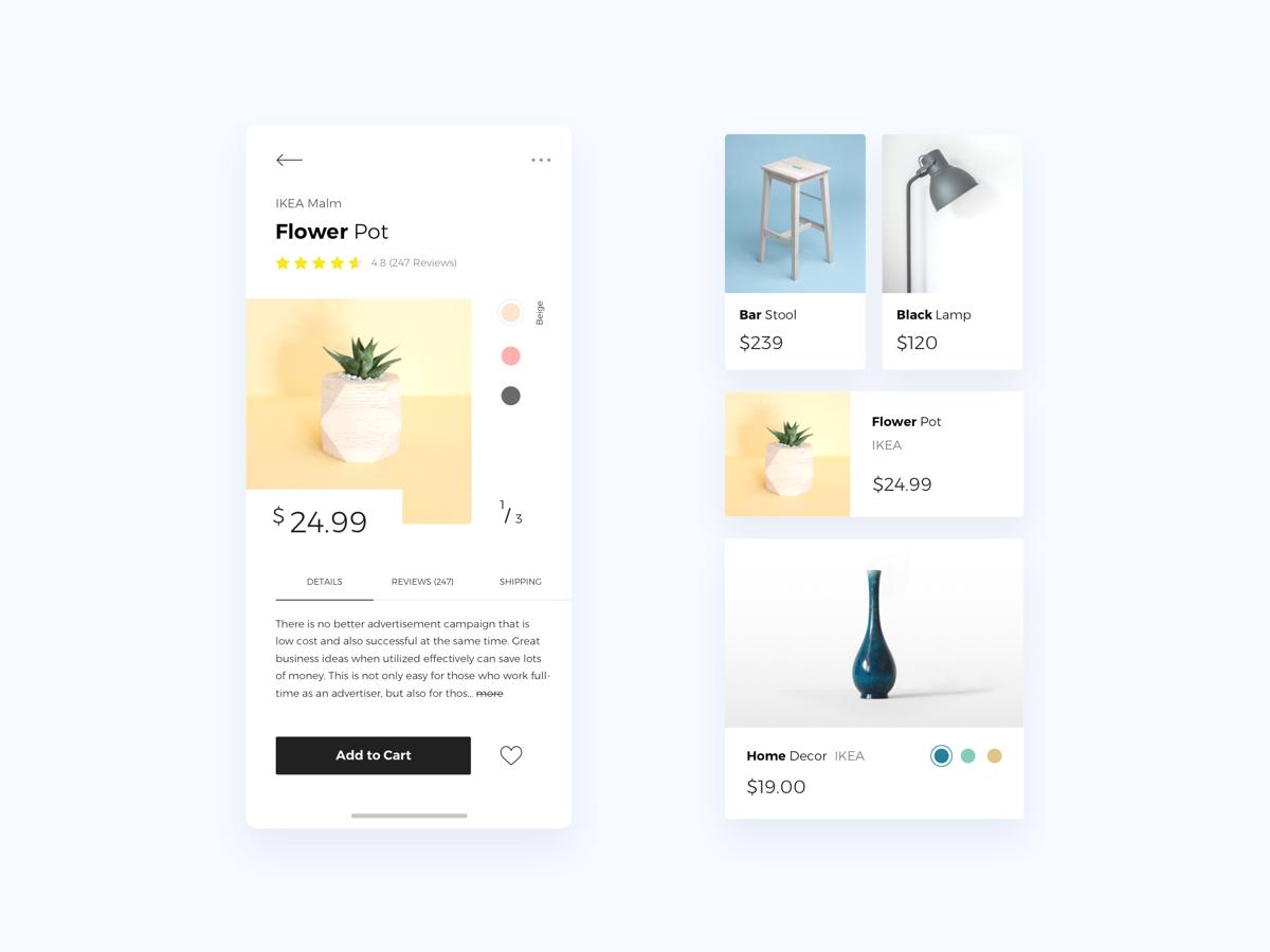 Botany logo app design