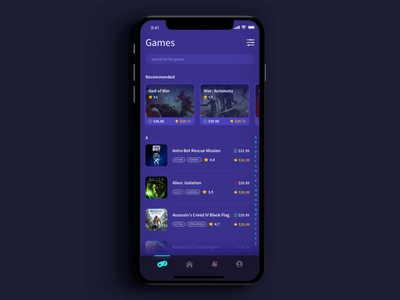 PS Prices — mobile app