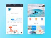 Mober Interface design