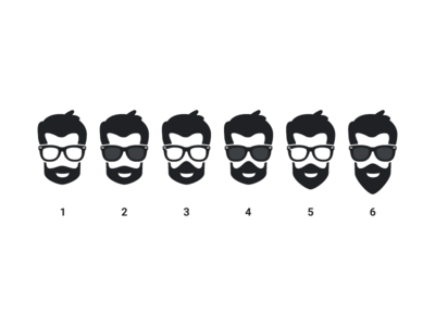 Updating my branding pixel clean up identity glasses sunglasses avatar icons logo branding