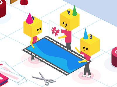 Crowdfire blog visuals