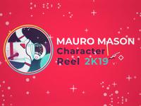 Mauro Mason - Character Reel 2019