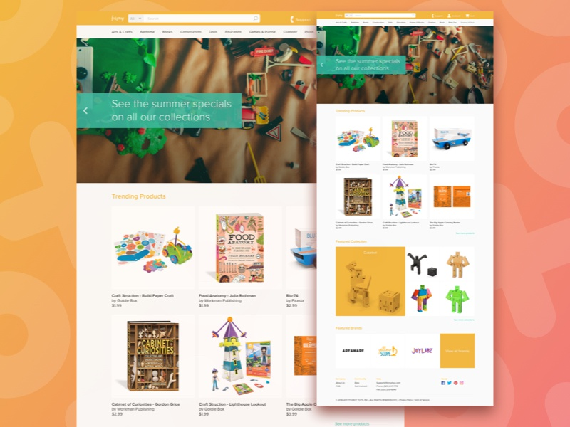 Private e-commerce  minimalistic modern landing page marketplace b2b ecommerce appointments product product design ui interaction design