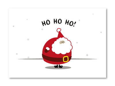 Christmas cards rudolph elf xmas santa claus christmas