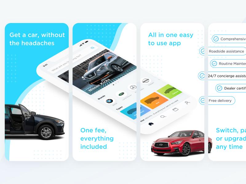 Invygo - App Store Screenshots