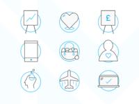 InMotion Icon Set