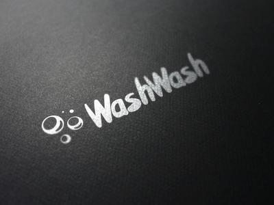 Logotype for CarWash App