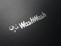 Logotype for CarWash App