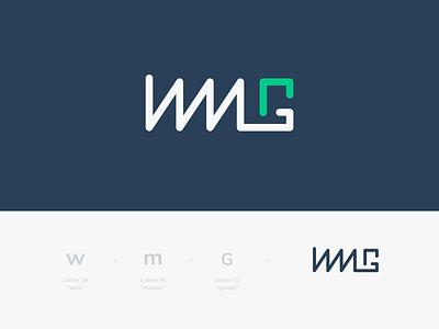 Logotype  WMG idenity branding designlogo logos logotype design logodesign logo logotype design