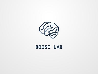 Logotype - Boost lab identitydesign designlogo logotype design logos logodesign branding logo logotype design