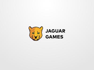 Logotype - Jaguar games logotype design design logos designlogo branding identitydesign logotype logo logodesign